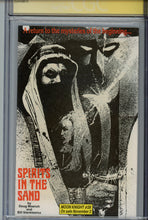 Load image into Gallery viewer, Moon Knight #27 CGC 9.8 SS Signed Miller Sketched Sienkiewicz