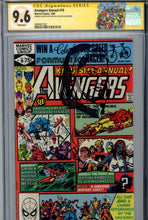 Load image into Gallery viewer, Avengers Annual #10 CGC 9.6 SS Rogue Sketch by Golden
