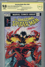 Load image into Gallery viewer, Amazing Spider-Man #800 CBCS 9.8 SS Mayhew Ultimate Edition