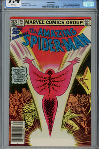 Amazing Spider-Man Annual #16 CGC 9.4 Canadian Price Variant