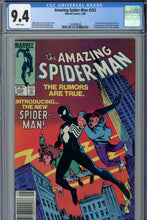Load image into Gallery viewer, Amazing Spider-Man #252 CGC 9.4 Canadian Price Variant