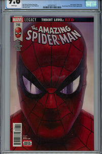 Amazing Spider-Man #796 CGC 9.8