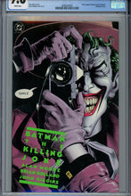 Load image into Gallery viewer, Batman: The Killing Joke CGC 9.8 1st Printing