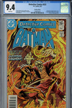 Load image into Gallery viewer, Detective Comics #523 CGC 9.4 Canadian Price Variant