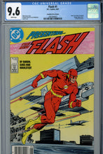 Load image into Gallery viewer, Flash #1 CGC 9.6 Canadian Price Variant
