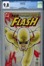 Load image into Gallery viewer, Flash #197 CGC 9.8 1st Appearance of Zoom
