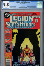Load image into Gallery viewer, Legion of Super-Heroes #298 CGC 9.8 1st Appearance of Amethyst