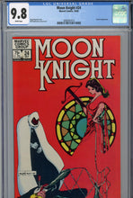 Load image into Gallery viewer, Moon Knight #24 CGC 9.8
