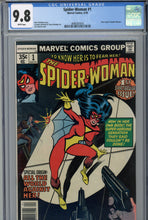 Load image into Gallery viewer, Spider-Woman #1 CGC 9.8