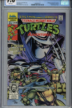 Load image into Gallery viewer, Teenage Mutants Ninja Turtles Adventures #1 CGC 9.8 Gorelick Cover