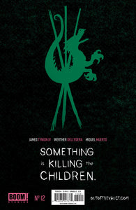Something is Killing the Children #12 Out of the Vault Exclusive