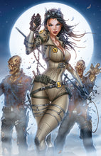 Load image into Gallery viewer, COVER - JAMIE TYNDALL - ZENESCOPE HALLOWEEN 2016