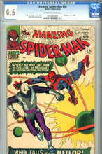 Load image into Gallery viewer, Amazing Spider-Man #36 CGC 4.5