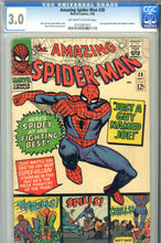 Load image into Gallery viewer, Amazing Spider-Man #38 CGC 3.0