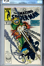 Load image into Gallery viewer, Amazing Spider-Man #298 CGC 9.2 WP 1st McFarlane Spidey