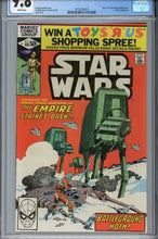 Load image into Gallery viewer, Star Wars #40 CGC 9.8 1st Rogue Squadron