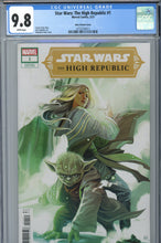 Load image into Gallery viewer, Star Wars High Republic #1 CGC 9.8 Hans Variant