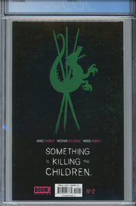 Something is Killing the Children #12 CGC 9.8 Momoko