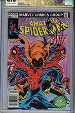 Load image into Gallery viewer, Amazing Spider-Man #238 CGC 8.0 SS Romita Hobgoblin Sketch
