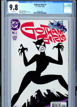 Load image into Gallery viewer, Gotham Girls #1 - CGC 9.8 - White Pages