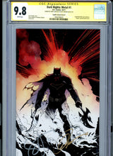 Load image into Gallery viewer, Dark Nights Metal #1 - Signed Capullo / Snyder CGC 9.8 - CAPULLO VARIANT Edition (B)