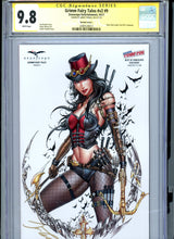 Load image into Gallery viewer, Grimm Fairy Tales #9 v2 - Cover L - Signed by Jamie Tyndall - CGC 9.8 - Limited to 100