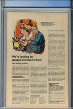 Load image into Gallery viewer, Blue Beetle #1 1967 CGC 7.0 1st The Question
