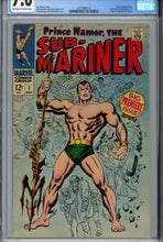 Load image into Gallery viewer, Sub-Mariner #1 CGC 7.0
