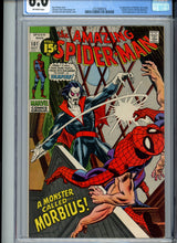 Load image into Gallery viewer, Amazing Spider-Man #101 CGC 6.0 1st Morbius