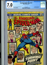 Load image into Gallery viewer, Amazing Spider-Man #121 CGC 7.0 Death of Gwen Stacy