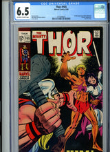 Load image into Gallery viewer, Thor #165 CGC 6.5 1st Him (Adam Warlock)