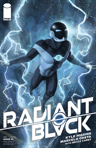 Radiant Black #1 Aaron Bartling Out of the Vault Exclusive