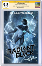 Load image into Gallery viewer, Radiant Black #1 Aaron Bartling Out of the Vault Exclusive