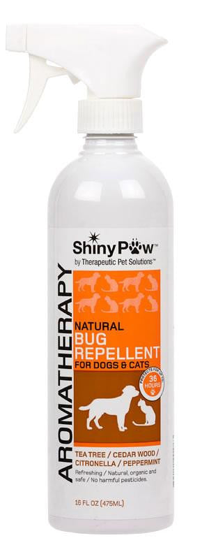 tea tree cedar wood citronella bug repellent for dogs cats shinypaw. Black Bedroom Furniture Sets. Home Design Ideas