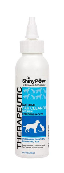 Wintergreen, Camphor, & Aloe Ear Cleaner for Dogs & Cats