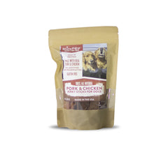 Pork & Chicken Jerky Sticks For Dogs