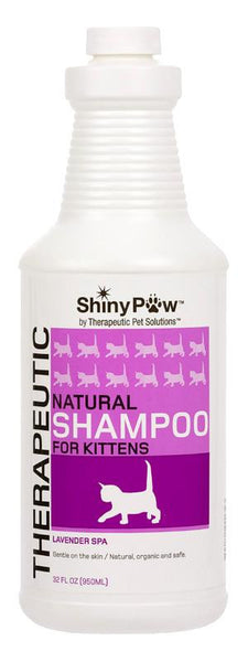 Chamomile, Lavender & Rose Hip Shampoo for Kittens