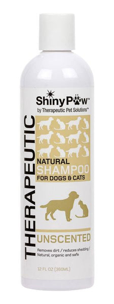 Unscented, All-Natural Shampoo for Dogs & Cats