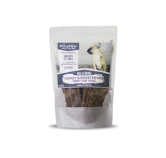 Turkey & Sweet Potato Jerky For Dogs