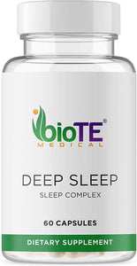 BioTE Medical Deep Sleep - 60 Capsules