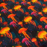 Jellyfish Organic Cotton Jersey Fabric
