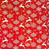 Reindeer Cotton Jersey Fabric