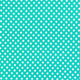 5mm Polka Dot Cotton Canvas Fabric