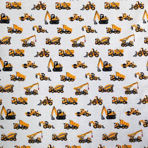 Construction Cotton Jersey Fabric-Adam Ross Fabrics