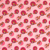 Spotlight Foxes Cotton Jersey Fabric