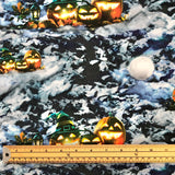Halloween Cotton Fabric - Little Johnny-Adam Ross Fabrics