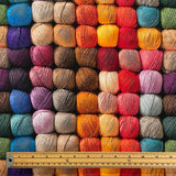 Colourful Yarn Organic Cotton Jersey Fabric