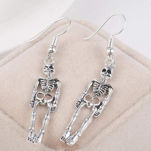 Dead Couple o/\o Earrings - All Hallow Evening