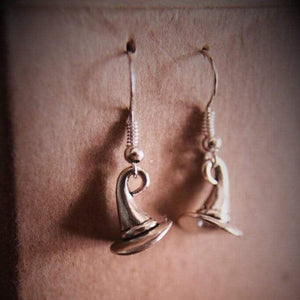 Witch Hat Earrings - All Hallow Evening