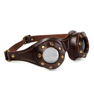 Steampunk Goggles - All Hallow Evening